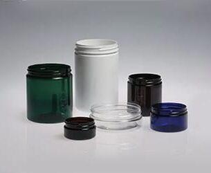 PET Straight Sided Jars